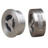 Buy cheap Single - Disc Swing Wafer Check Valve Americal ANSI ASME , Non Return Valve from wholesalers