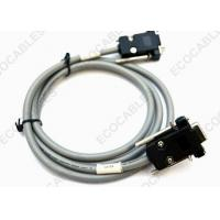 Buy cheap DB9 to DB9 Serial Cable Assembly Male To Female UL2464 24 awg Gray Jacket from wholesalers