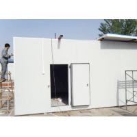 Buy cheap Modular Walk In Freezer Room Assemble Structure With 100mm Thickness Panel from wholesalers