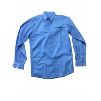 Buy cheap Static Sensitive Area ESD Protective Clothing ESD Safe T/C Jacket 125 G/sqm from wholesalers