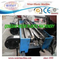 Buy cheap Fan Cooling Plastic Pipe Extrusion Line 15kw Motor 10-50kg Output from wholesalers