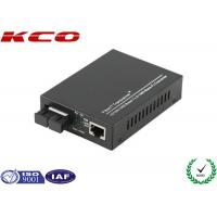 Buy cheap Ethernet Fiber Media Converter , Optical Fiber Media Converter 1000Mbps SC Port from wholesalers