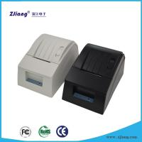 Buy cheap Logo Custom 58 Thermal Printer Receipt Printer Thermal Machine from Zjiang Factory ZJ-5890G from wholesalers