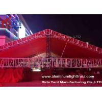 Buy cheap Hard Welding Used Aluminum Truss , Anti - Rust Used Roof Truss Equipment For Rental Business from wholesalers