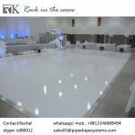 Buy cheap easy install white vinyl dance floor tiles in wedding supplies from wholesalers