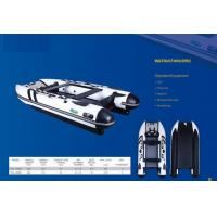 Buy cheap 3.6M Inflatable Tender Catamaran With Airmat Floor In Pvc Tube Less Weight from wholesalers