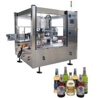 Buy cheap Fully Automatic Bottle Labeling Machine Cold Glue Labeling Machine from wholesalers