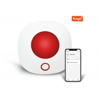 Buy cheap Security Wifi Alarm Siren 433mhz Frequency Tuya Wireless Security Wifi Home Alarm from wholesalers