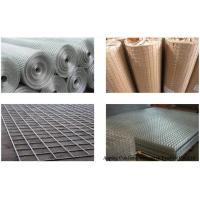Buy cheap AISI 316 Stainless Steel Welded Mesh Sheets / Panels SWG 25 With 30m Length from wholesalers