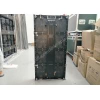 Buy cheap Rental Indoor P3.91 Full Color LED Display 500x1000 Die Casting Cabinet from wholesalers