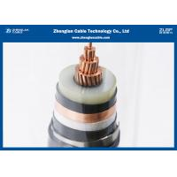 Buy cheap Medium Voltage Cables CU Conductor Steel Tape Armoured Cables With XLPE Insulated PVC Jacket from wholesalers