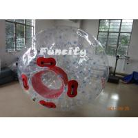 2014 New Inflatable Zorb Ball / Roll inside Inflatable Ball with High Quality TPU / PVC Material