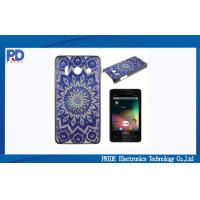 Buy cheap Huawei Mobile Phone Protective Cases Y300 Purple Bohemia Style Cover from wholesalers