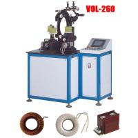 Buy cheap simple operation+high quality for toroid coil winding machine product
