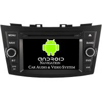 Buy cheap Multimedia Head Unit Suzuki Swift Auto Radio DVD Player 1080P HW Video Decoder 2011+ from wholesalers