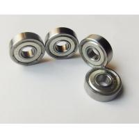 Buy cheap 8x22x7mm High Speed Deep Groove Ball Bearings 608 Zz For Skates Scooters Skateboard from wholesalers