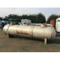 Buy cheap Frosting / Polishing Removing Underground Oil Storage Tanks For Gas Station / product