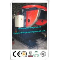 Buy cheap OEM Automatically Welding Rotary Table , Tank / Pipe Positioner 30 Tons from wholesalers