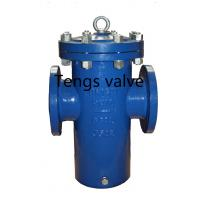 Buy cheap Ansi & Din Standards Cast / Ductile Iron Flanged Epoxy Coat Basket Filter, Basket Strainer from wholesalers