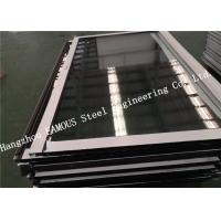 Buy cheap UK British BS Standard Certified Customized Glass Curtain Wall Aluminum Alloy Windows and Doors from wholesalers