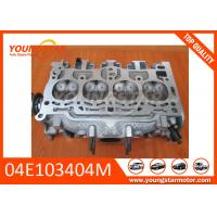 Buy cheap 1.4 TSI Aluminium Cylinder Head / Car Engine Parts For VOLKSWAGEN , OEM from wholesalers