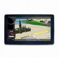 Buy cheap 7-inch Portable GPS Navigation System with Voice Navigation, Bluetooth, FM, ISDB-T Function MT3351 from wholesalers