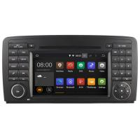 Buy cheap In Dash Car GPS Navigation System 1024 X 600 Pixel Mercedes Benz Sat Nav R Class W251 from wholesalers