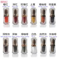 Buy cheap New 15ML semi-permanent tattoo pigment for eyebrow, lip, eyeliner color makeup tattoo ink from wholesalers