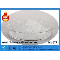 Buy cheap Sarms Powder Mk-677 Ibutamoren Dosage for Muscle Growthing 159752-10-0 from wholesalers