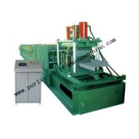 Buy cheap Metal C Z Purlin Roll Former , Cold Purlin Roll Forming Machinery High Speed from wholesalers