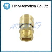 Buy cheap G1/2 14KA AW21 MPX Brass Tube connector Standard Back body Seals NBR from wholesalers