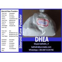 Buy cheap Steroid Prohormone Powder Dehydroisoandrosterone (DHEA) For Bodybuilding CAS: 53-43-0 from wholesalers