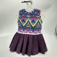 Buy cheap new design fashion national style brushed knit cloth handmade doll clothes for 18 inch american girl doll from wholesalers