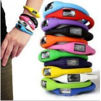 Buy cheap Cheap Kids Children Digital Watch Sport Silicone Rubber Ion Bracelet Watch 10g from wholesalers