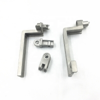 Buy cheap Metal Casting 316L Stainless Steel Handle for Door and Windows from wholesalers