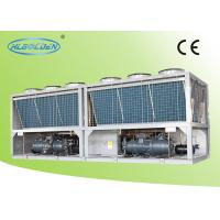 R407C Refrigeration Air Cooled Water Chiller Unit