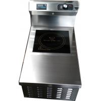 Buy cheap Easy Cooling Stainless Steel Range Electric , Electric Oven Gas Hob 8KW from wholesalers
