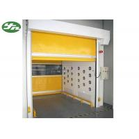 Buy cheap Cargo Air Showers For Clean Rooms , Decontamination Air Shower Roller Shutter Door from wholesalers