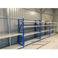 Buy cheap Four Layers Middle Duty Garage Heavy Duty Shelving Adjustable Storage Shelves from wholesalers