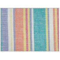 Buy cheap 55/45 LINEN RAYON BLENDED YARN DYED STRIPE FABRIC   #1515 54X52 from wholesalers