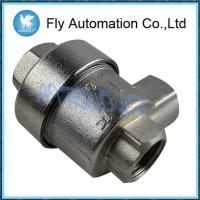 Buy cheap Silver Pneumatic Manual Valve RC3/4 XQ Series 3 Position 5 - Port from wholesalers
