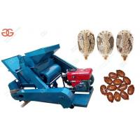 Buy cheap Tea Seeds Shelling Machine Manufacturer|Castor Bean Cracking Machine For Sale from wholesalers