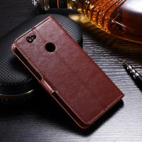Buy cheap Crazy Horse Huawei Nova Leather Case Durable Handmade 14.9 * 7.8 * 1.4 Cm from wholesalers