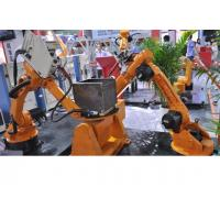 """Buy cheap High-Strength Small Industrial Robot For Welding , 6.4"""" Color Led Display from wholesalers"""
