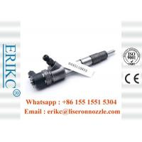 China ERIKC Bosch 0445110853 Injectors For Sale 0 445 110 853 Auto Spare Parts Accessory Injection 0445 110 853 on sale