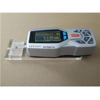 Buy cheap Portable Stainless Steel Surface Roughness Tester , Surface Roughness Testing Instrument from wholesalers