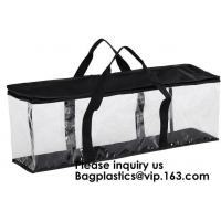 Buy cheap PVC Tote Bag Interior Mesh Reinforced Double-Stitched Handle Storage Bags hold up Bags measure 56 x 21 x 16cm Holds appr from wholesalers