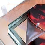 Buy cheap Super Brightness Frameless Light Box Rectangle LED Ultra Thin Light Box from wholesalers