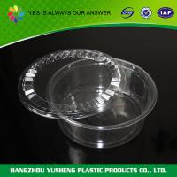 Buy cheap PET Disposable Food Containers Deli Take Out Containers Fruit Packing from wholesalers