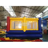 Buy cheap Event / Party Giant Kids Inflatable Bouncers Round Inflatable Jumping Castle from wholesalers